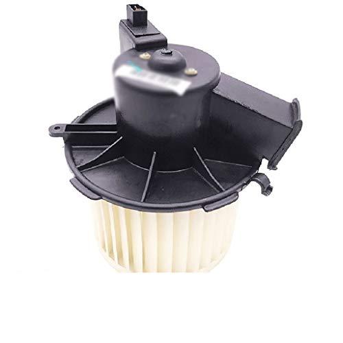 Resistencia del soplador del Calentador Calentador del Motor del Ventilador Maunal Aire Acondicionado del Motor del Ventilador del Ventilador for Peugeot 307 308 Resistor (Color : Heater Blower)