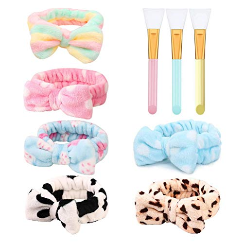 kuou 6 Pack Bowknot Makeup Hair ...