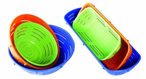 Mallard Ferriere - Banneton Plastique Rond De 25