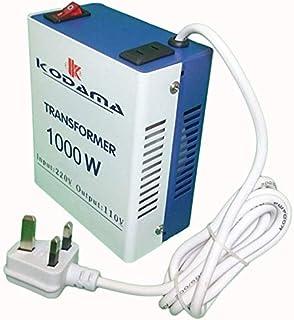KODAMA KT1000W Transformer 220V tp 110V 1000W Power Converter 220V to 110V 1000 Watt UK Plug