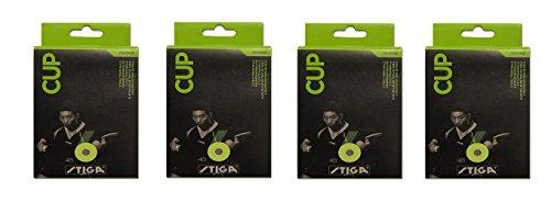 Stiga Cup Table Tennis Balls (Pack of 24 Balls)