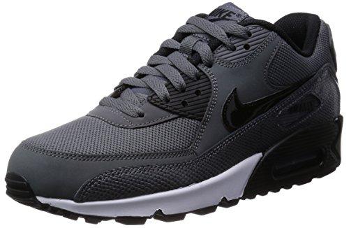 Nike Air Max 90 325213-035 Damen Laufschuhe Training Grau (Pure Platinum/Dark Grey-Black) 36.5