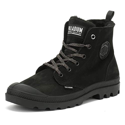 Palladium Damen Boots Pampa Hi Zip WL Leather