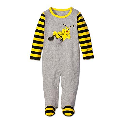 BVB-Babyschlafanzug (langarm) 50/56