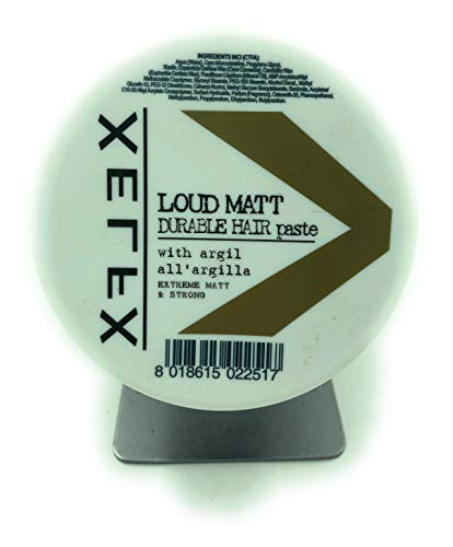 Xflex Loud Matt Durable Hair Paste All'argilla 100ml