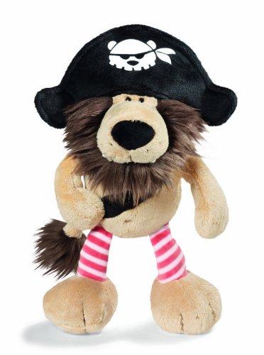 Nici 32722 - León pirata de peluche (15 cm) [importado de Alemania]