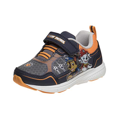 Top 10 best selling list for shoes with orange character