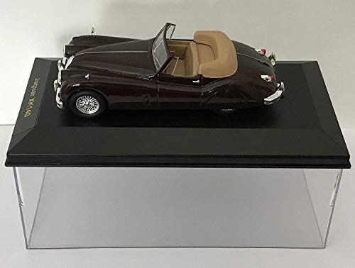 Ex Mag Jaguar XK140 Voiture Miniature