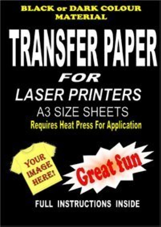 Laser Kopierer Bedruckbar &T Shirt &Stoff Dunkle Stoffe, Für Tintenstrahldruc... B00AU0MOAE  | Erschwinglich