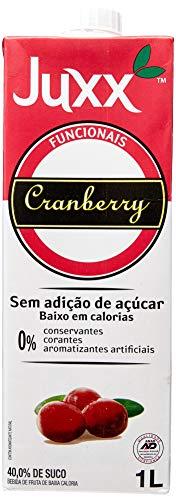 Juxx Suco de Cranberry Zero, 1L