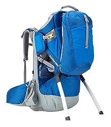 Thule Sapling Elite Child Carrier Backpack, Slate/Cobalt