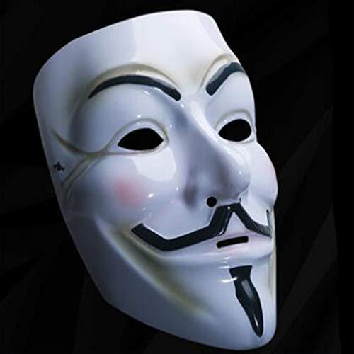 LIUHUIJUN Horror Masker V-Masker Zaag/Spartan Schedel Maskers/Halloween Maskers 17 Soorten Stijlen