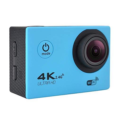 F60R 4K WIFI Full HD1080P Action Camera (White)