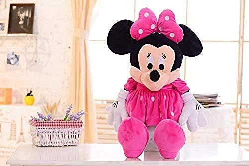 NC88 Juguete de Peluche 50 cm Caliente Lindo Relleno Mickey Mouse y ratón Juguetes de Peluche de Dibujos Animados muñecos de Animales Suaves Regalos clásicos para niños
