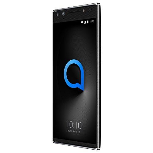 Alcatel 5 Smartphone Portable débloqué 4G (Ecran: 5,7 Pouces - 32 Go - Nano-SIM - Android) Or
