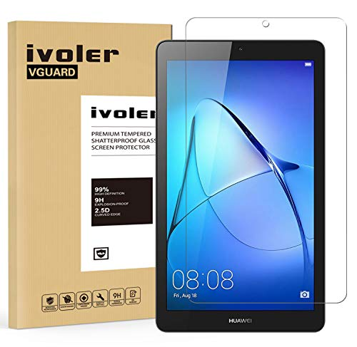 vetro temperato tablet 7 pollici ivoler Pellicola Vetro Temperato per Huawei MediaPad T3 7.0
