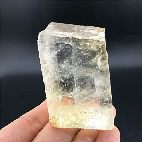 Collectible Crystals sold out 0.35Lb Natural Crystal Quartz Spar Now free shipping Iceland