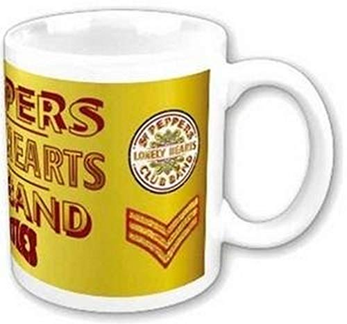 Sgt Pepper (Mug) - Tasse im Geschenkkarton