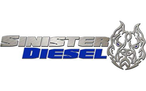 Sinister Diesel SD-OC-6.0 Oil Cooler for 2003-2007 Ford Powerstroke 6.0L