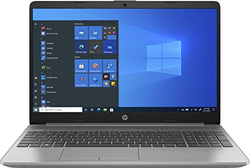 "HP 250 G8 - Ordenador portátil Profesional de 15,6"" FullHD (Intel Core i5-1135G7 , 8GB RAM, 256GB SSD, Intel UHD Graphics, Windows 10 Pro) Gris - teclado QWERTY"