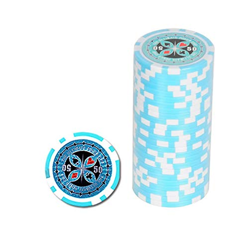 Ultimate Pokerchips 50 Er Wert Poker Chip Roulette Casino Qualität