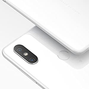 "Xiaomi Mi Mix 2S 5.99"" SIM Doble 4G 6GB 64GB 3400mAh Blanco - Smartphone (15,2 cm (5.99""), 6 GB, 64 GB, 12 MP, Android, Blanco)"