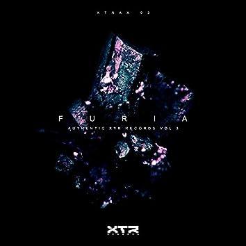 Furia Present Authentic Xtr Records, Vol. 03