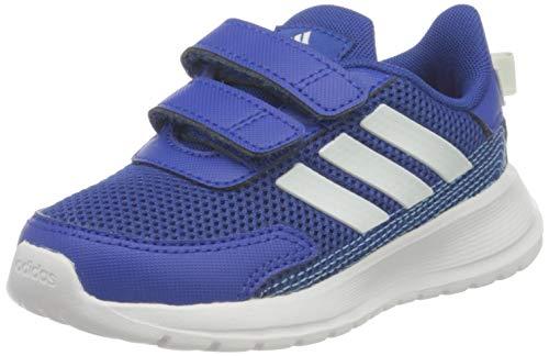 adidas Unisex Kinder TENSAUR Run I Sneaker, ROYBLU/FTWWHT/BRCYAN,22 EU