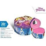 Boite a Bijoux Princesse Disney + 1 Parure Cheveux Princesse Disney