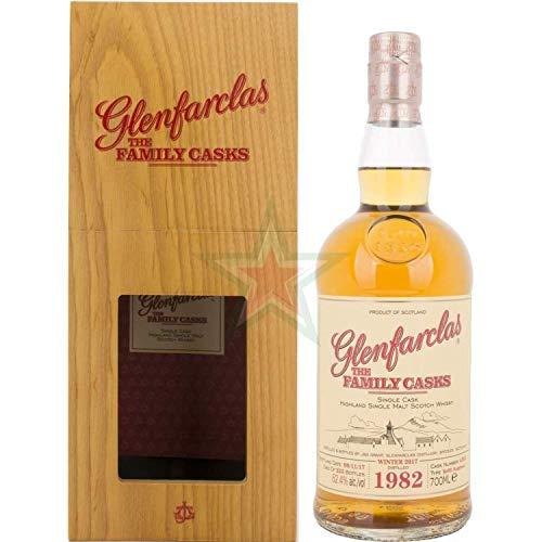 Glenfarclas The Family Casks Single Cask Hogshead 1982 Whisky (1 x 0.7 l)