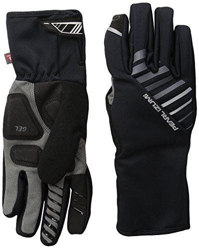 Pearl Izumi Damen Elite Softshell Gel-Handschuhe, Schwarz, Größe M
