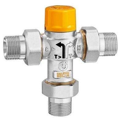 262050 Válvula desviadora termostática 3/4? 35 ÷ 55 ° C 1,7Kv CALEFFI