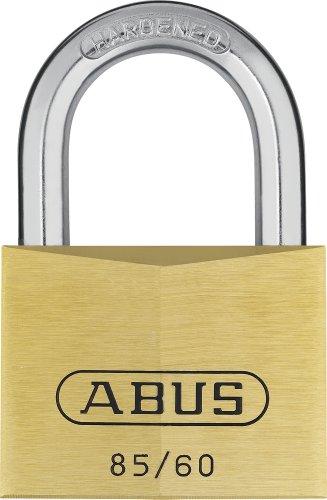 Abus 4003318024931 Zylinder Hangschloss Gleichschließend Nr. 85/60