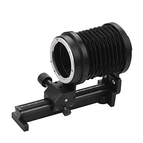 Docooler Macro Extension Bellows Compatible with Sony NEX E-Mount Lens Cameras DSLR SLR Cameras Focusing Attachments Accessory