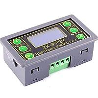 精密機器 信号発生器8Aドライバモジュール用のモータ/ランプは1Hz-150kHzのデュアルモードLCD パルス周波数とデューティ・サイクル調整モジュール