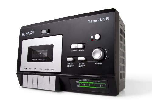 TAPE2USB Cassette To PC Recorder (Discontinued by...