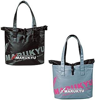 マルキュー(MARUKYU) ドライトートバッグ MQ-01 M ブラック/グレイ 16756