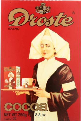 Droste Cocoa Powder - 8.8 oz (Pack of 4)