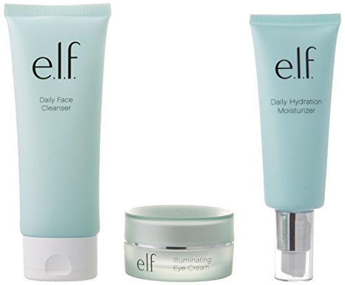 Beauty Shopping e.l.f., Hello, Hydration Start Set, Lightweight, Nourishing, Moisturizing , Cleanses,