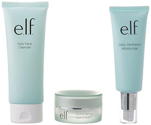 Beauty Shopping e.l.f., Hello, Hydration Start Set, Lightweight, Nourishing, Moisturizing , Cleanses,