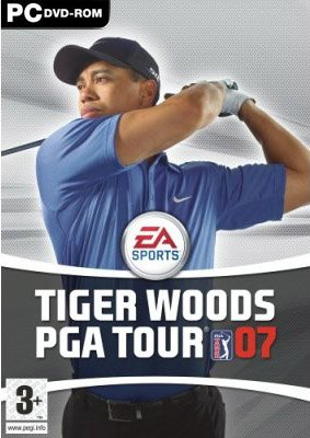 GIOCO EA SPORTS TIGER WOODS PGA TOUR 07 PC GAME