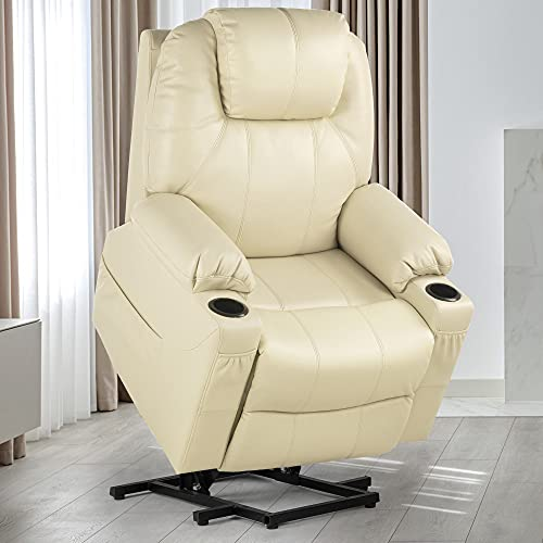 YITAHOME Power Lift Recliner Chair for Elderly, Electric Lift Chair...