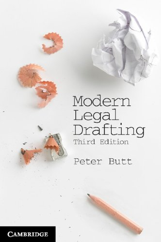 Modern Legal Drafting: A Guide to Using Clearer Language