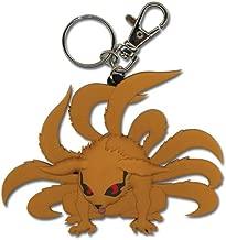 Great Eastern Entertainment Naruto Nine Tails Fox PVC Keychain