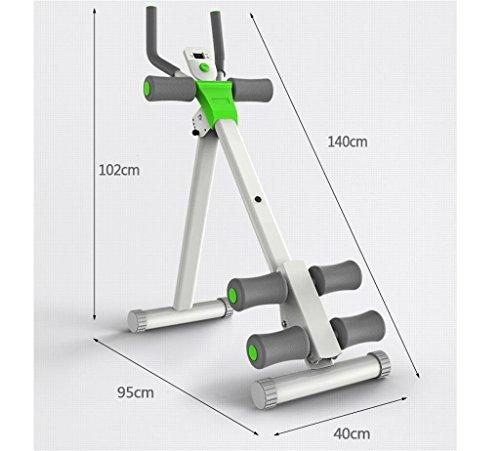 LMZZGAOYANQING macchina vita US addome macchina a casa attrezzature per il fitness sottile macchina vita sottobicchiere US psoas attrezzature esercizio muscolare-addominale