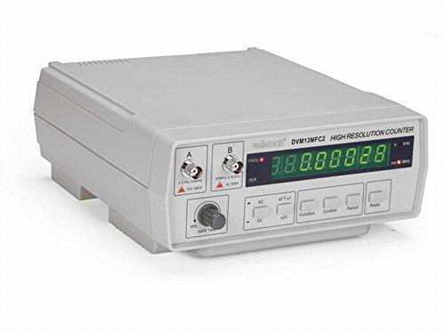Velleman Contatore di frequenza Alta Resolution 2.4GHz