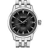 Seiko SRPE17 Presage Men's Watch Silver-Tone 40.5mm Stainless Steel