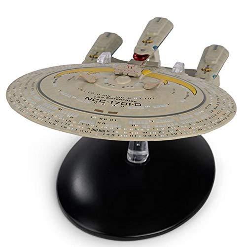Eaglemoss Star Trek Starships Collection Special Mirror Universe M3 I.S.S. Enterprise-D