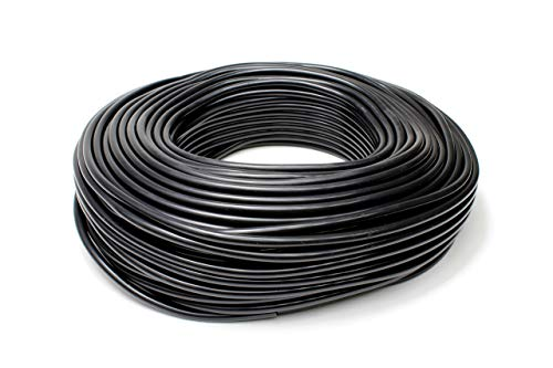 Length 10 Feet per reel 3 Meter I33T High Performance Pipe Silicone Vacuum Hose Rubber Tube Inner Diameter 0.31 Inch Outer Diameter 0.55 Inch
