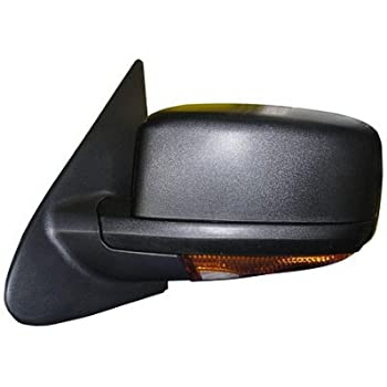 HEADLIGHTSDEPOT Door Mirror Compatible with Ford Expedition Right Passenger Side Door Mirror FO1321339